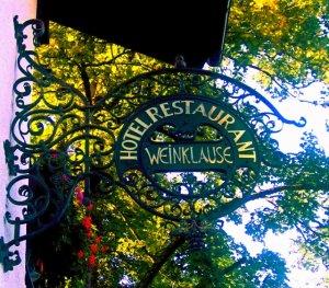 Hotel Restaurant Weinklause