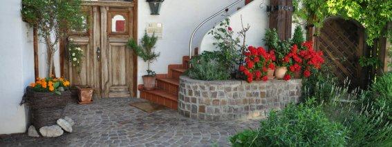 Haus Anna Eingang