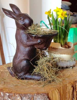 Was wäre Ostern ohne Osterhäsle!