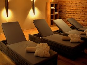 Alpine Wellnesslounge