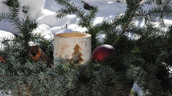 Advent, Advent ein Lichtlein brennt...