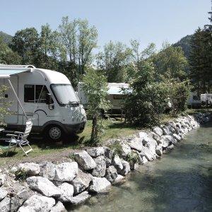 Wohnmobilpark - Romantik in den Alpen
