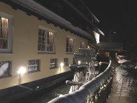 Natürliche Energieerzeugung im Hotel Wiesengrund