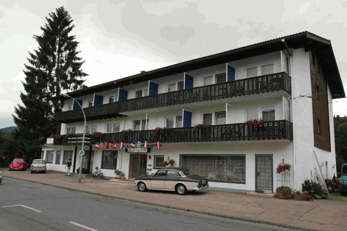 Hotel Zur Post Anfrage Oberstdorf