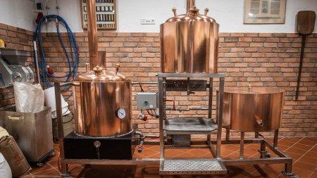 Erfahren Sie mehr über die Herstellung von unserem Bier.