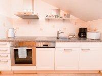 Ferienwohnung Tiefenbach Küche