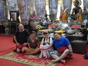 Thailand Handicap Reise