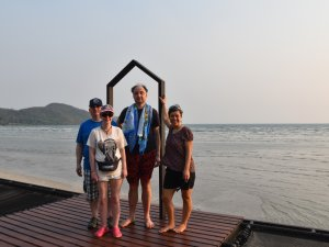 Behindertenurlaub Thailand