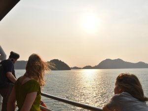 Thailand trotz Handicap