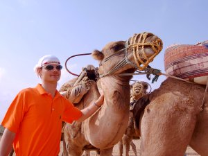 Behindertenreise Afrika