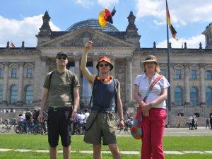 Berlin trotz Handicap