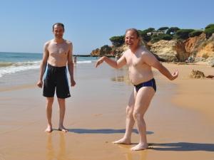Algarve für behinderte Menschen