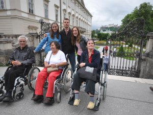 Salzburg für Behinderte