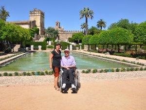 Spanien für Rollifahrer