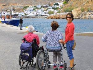 Schiffsreise Behinderte