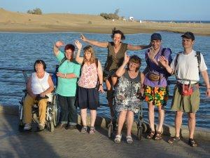 Behindertenurlaub Gran Canaria