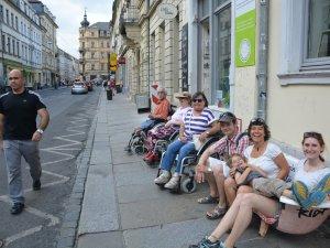 Dresden für Behinderte