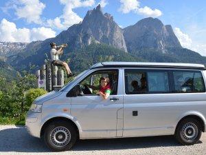 Südtirol für Behinderte