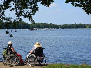 Urlaub im Rollstuhl