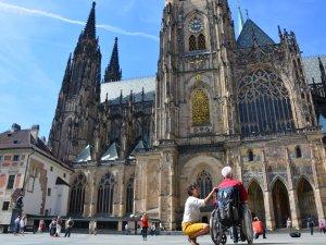 Behindertenreise Prag