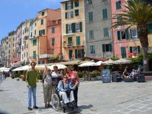 Italienurlaub für Behinderte