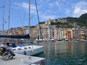 Rollstuhlurlaub Cinque Terre
