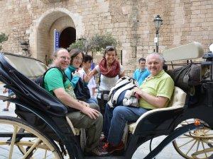 Mallorca trotz Handicap