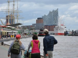 Behindertenreise Hamburg