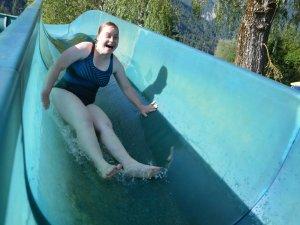 Schwimmen Behinderte