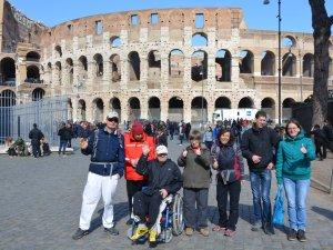 Behindertenreise Rom