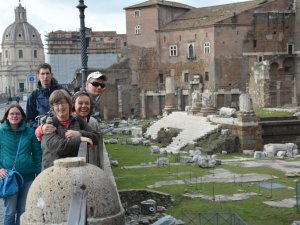 betreute Reise Rom