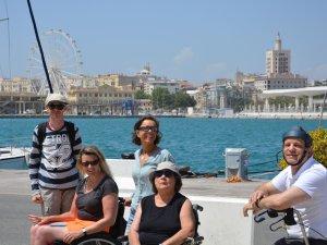 Spanien für Behinderte