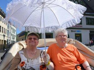 Städtetour für Behinderte