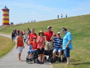 Ostsee für Behinderte