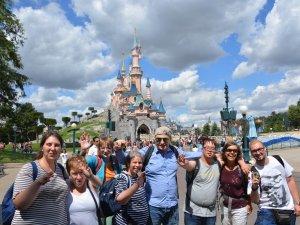 Disneyland trotz Handicap