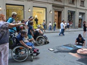 Städtereise trotz Handicap