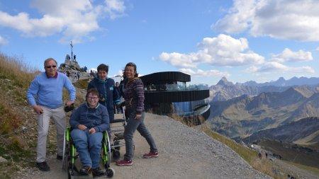 Urlaub trotz Rollstuhl
