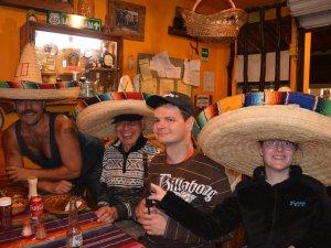 Behinderte Mexiko Reise