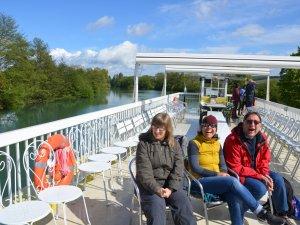 Behindertenreise Frankreich