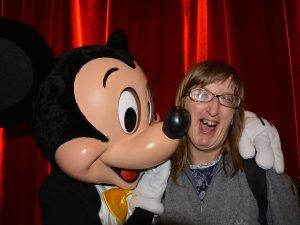 Behinderte Disneyland
