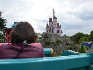 behinderte Menschen Disneyland