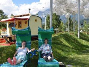 Österreich für Menschen mit Handicap
