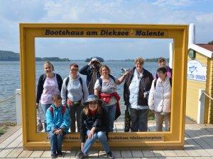 Gruppenreise Behinderte
