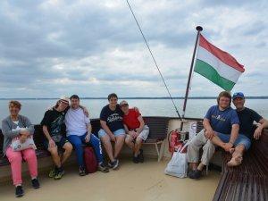 Behinderte Urlaub Ungarn