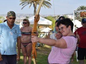 Behinderte Zypern