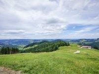 Oberstaufen-Hündle Landschaft