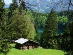 Hütten am Freibergsee