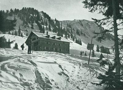 Alpenhotel Schönblick auf Schrattenwang