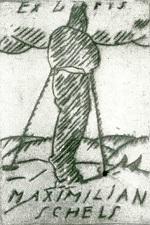 Maximilian Schels' Ex-Libris