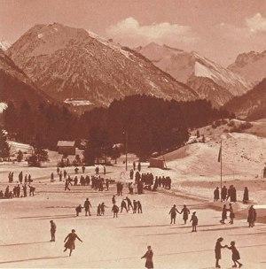 Eisplatz Moorweiher
